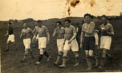 Limbažu Saviesīgās biedrības futbola komanda