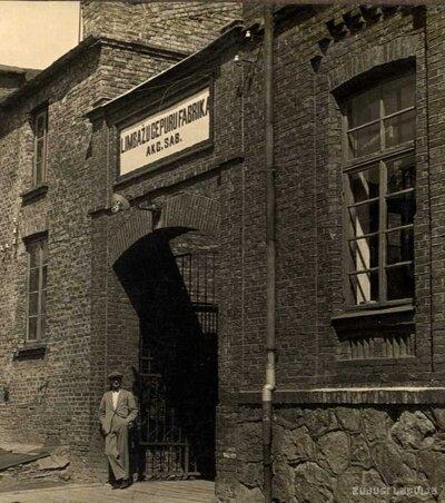 Limbažu cepuru fabrikas ēkas