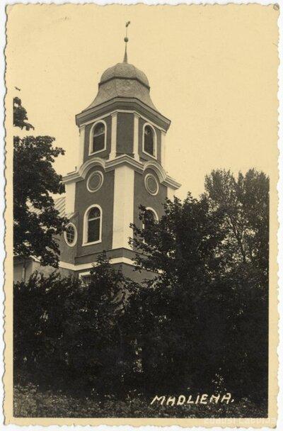 Madlienas evaņģēliski luteriskā baznīca
