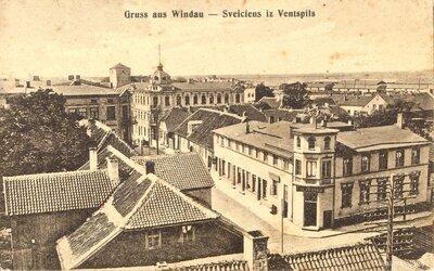 Sveiciens no Ventspils