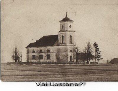 Rubas luterāņu baznīca
