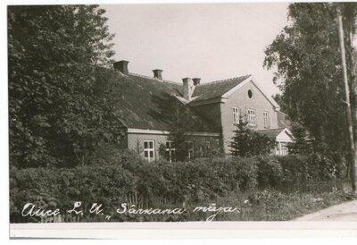 Vec-Auce Sarkanā māja