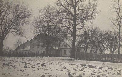 Ezeres pagasts. Marijas pamatskola