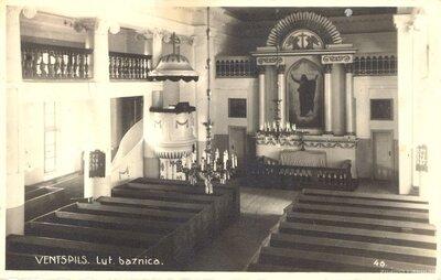 Ventspils ev.lut. Nikolaja baznīca