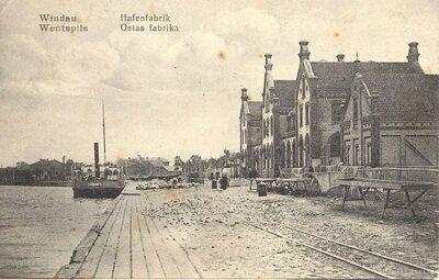 Ventspils osta