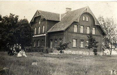 Duntes pagasta valdes ēka
