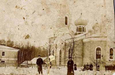 Pociema pareizticīgo baznīca