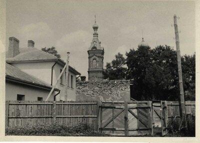 Limbažu pareizticīgo baznīca