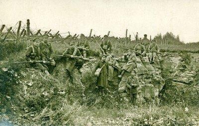 Latvijas Atbrīvošanas cīņas. Nāves sala