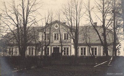 Staiceles pagasts. Rozēnu skola