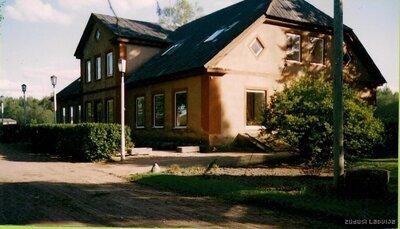 Staiceles pagasts. Rozēnu viesu nams
