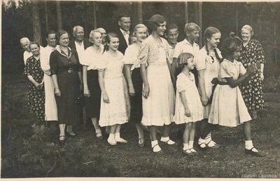Jauniešu grupa Ventspilī