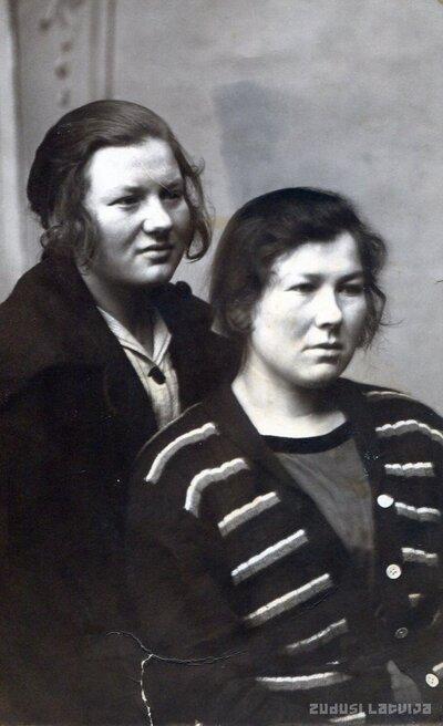 Līna un Alvīne Sērmolītes