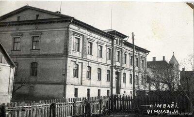 Limbažu ģimnāzijas ēka
