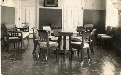 Limbažu Saviesīgās biedrības Dāmu komitejas kabinets