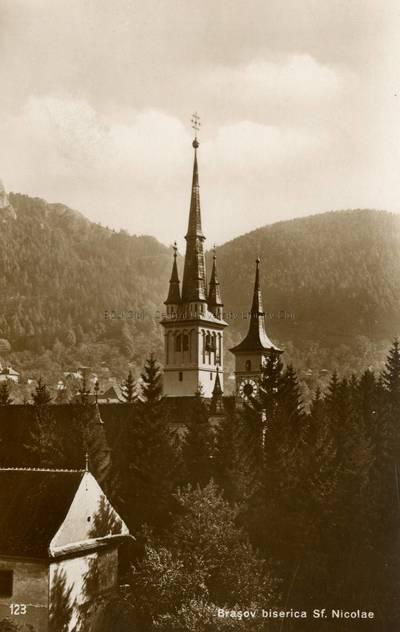 Braşov : Biserica Sf. Nicolae [material iconografic]