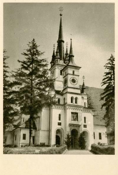 Oraşul Stalin : Biserica Sf. Nicolae din Schei (1419) [material iconografic]