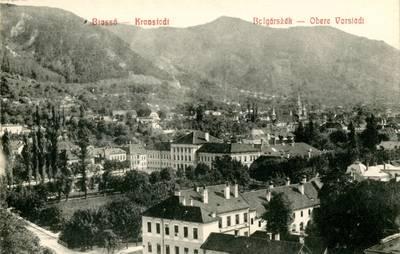 Brassó : Bolgárszék [material iconografic] = Kronstadt : Obere Vorstadt