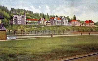 Braşov : Şirul Cetăţui [material iconografic] : Schlossbergzeile : Fellegvársor
