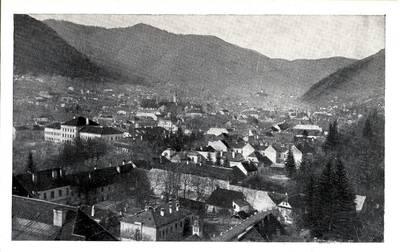 Braşov : Schein [material iconografic] = Kronstadt : Vorstadt = Brasso : Bolgárszeg