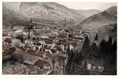 Braşov : Scheiu [material iconografic] = Kronstadt : Vorstadt = Brasso : Bolgárszeg