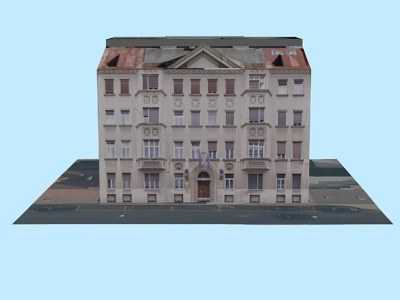 Office Building on Beethovnova 2