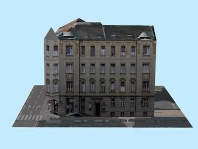 House on Cigaletova 5