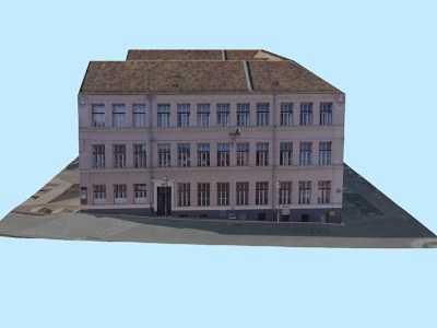 School on Levstik Square 1