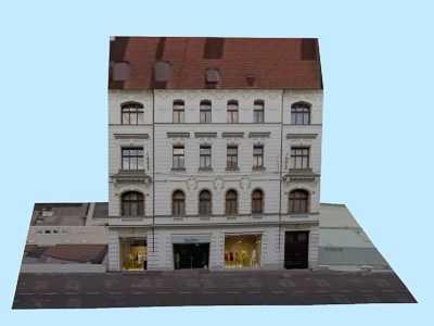House on Miklošičeva 6