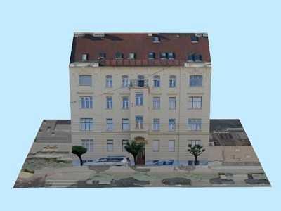 House on Prešernova 1