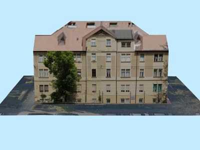 House on Ulica Janeza Pavla II. 12-14