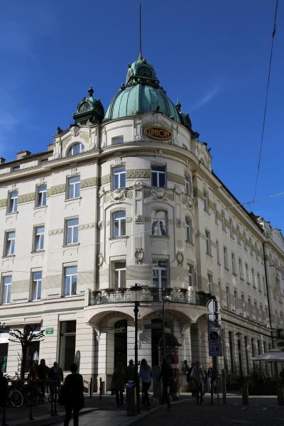 Hotel Union, Ljubljana