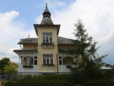 Sajevčeva vila, Kočevje, Tower