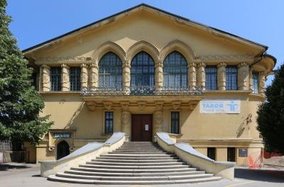 Sokol Gymnastic Society's Hall, Ljubljana