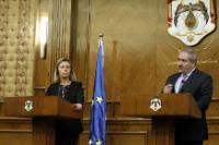 Visit of Federica Mogherini, Vice-President of the EC, to Jordan