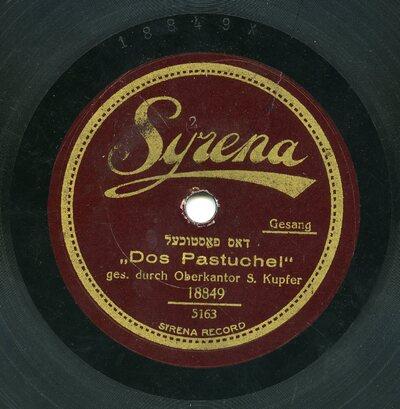 Dos Pastuchel