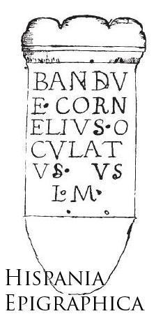 Inscripción de tipo cultual hallada en Espinhosela