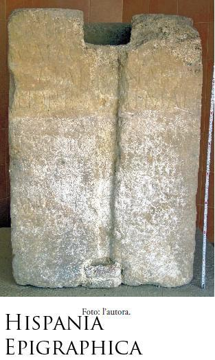Pedestal de Sulpicia Calagurritana
