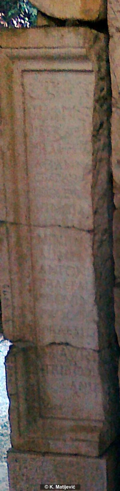 Ehreninschrift