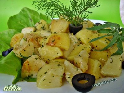 Бързи, шеметни картофки