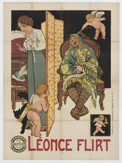 Léonce flirt