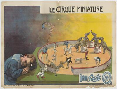 Le Cirque miniature