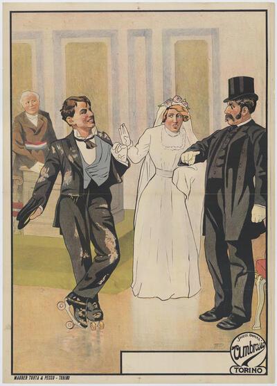 Come Robinet sposò Robinette [Zonder titel]