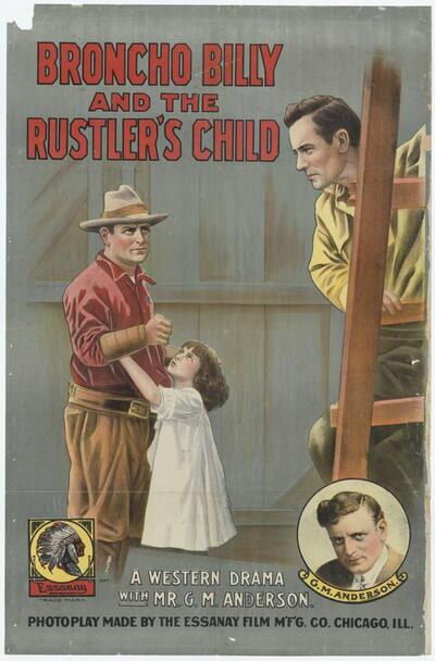 Broncho Billy and the rustler's child