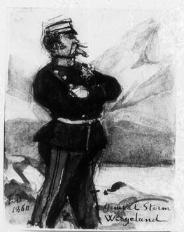 General Storm Wergeland