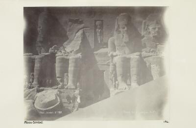 Fotografi. Abu Simbel, Egypten.