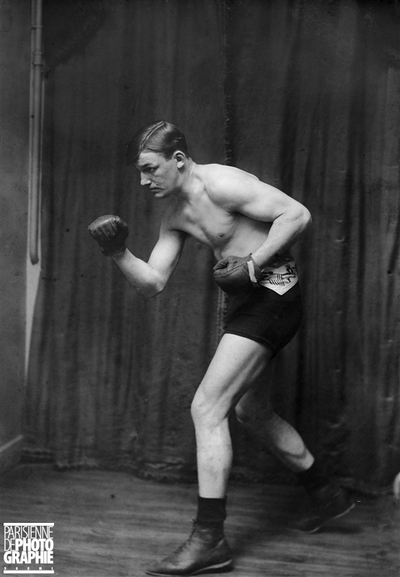 BOXE - WILLY LEWIS
