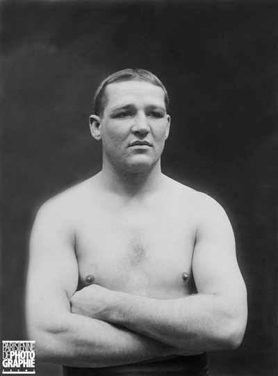 BOXE - SID RUSSEL