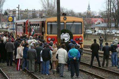Békés - Utolsó békési vonatjárat