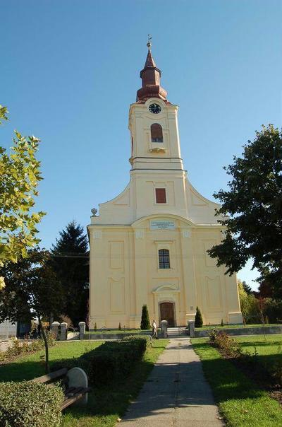Füzesgyarmat, Református templom